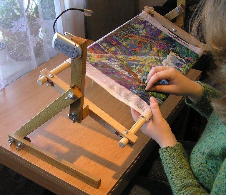 Подставка для шитья